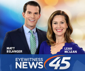 Eyewitness News at Noon on 45TV